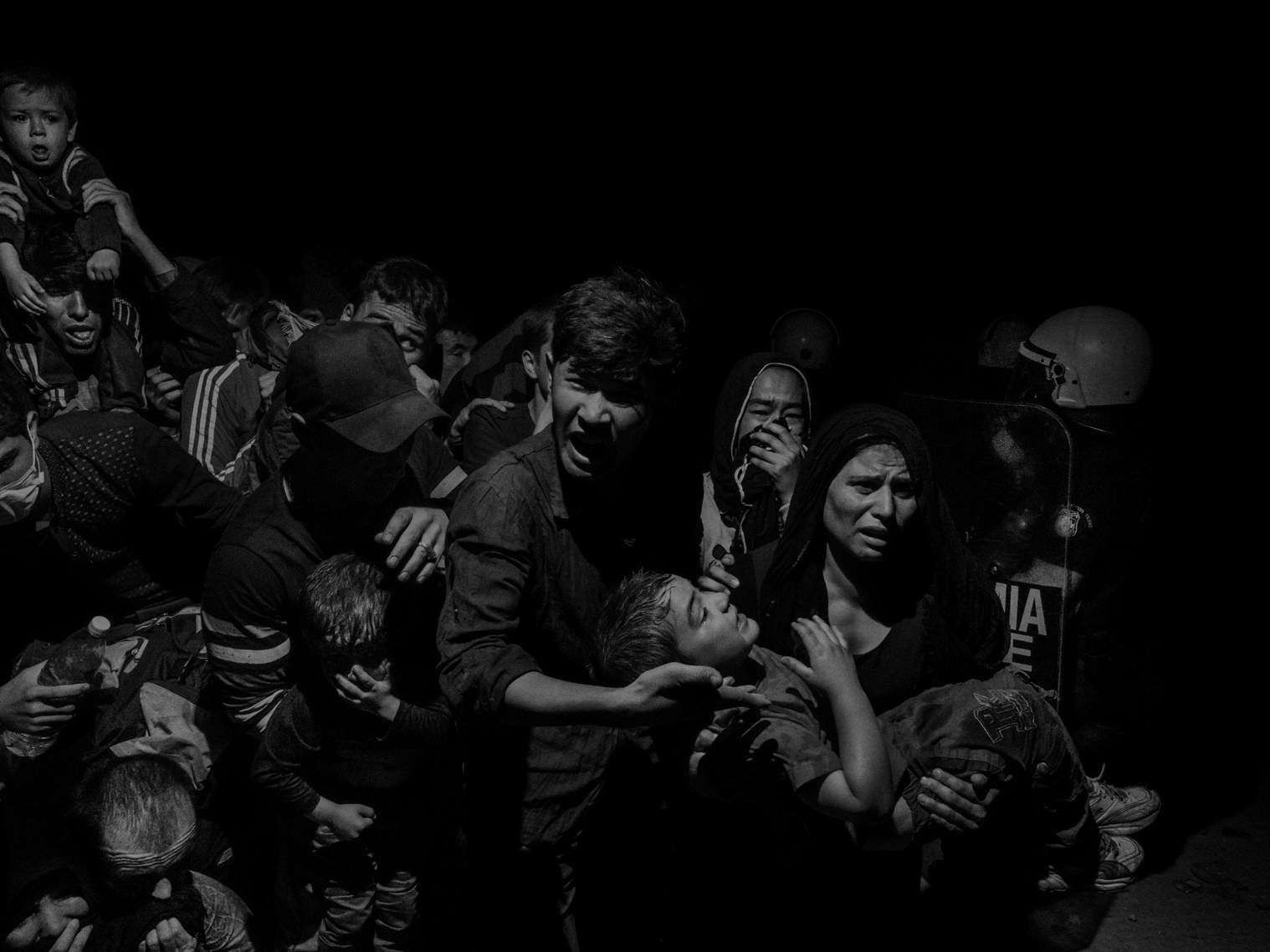 Scene #60410, Lesbos, Greece, 2015