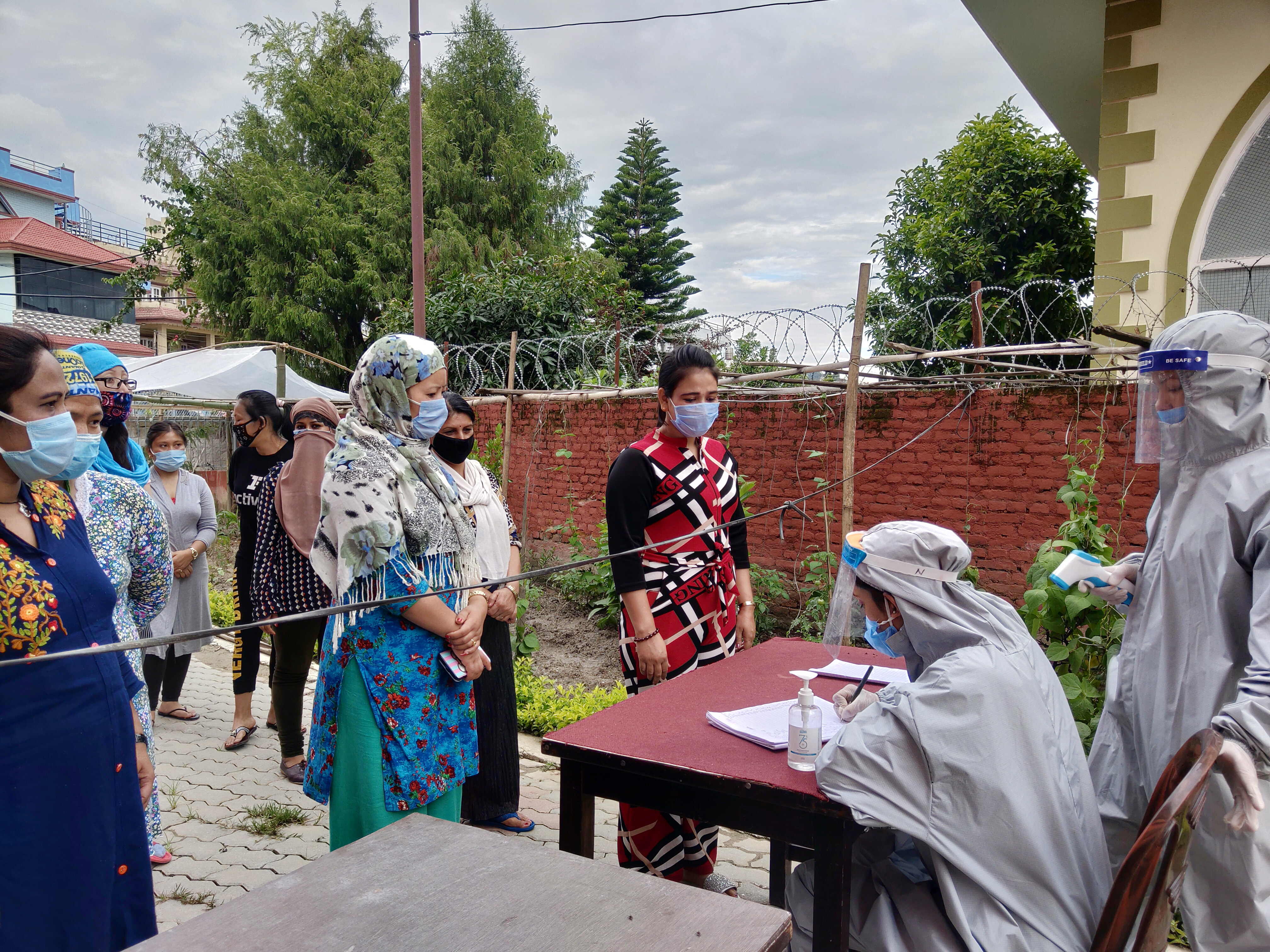 This Women-Run Quarantine Center in Nepal Offers a Safe Space During COVID-19