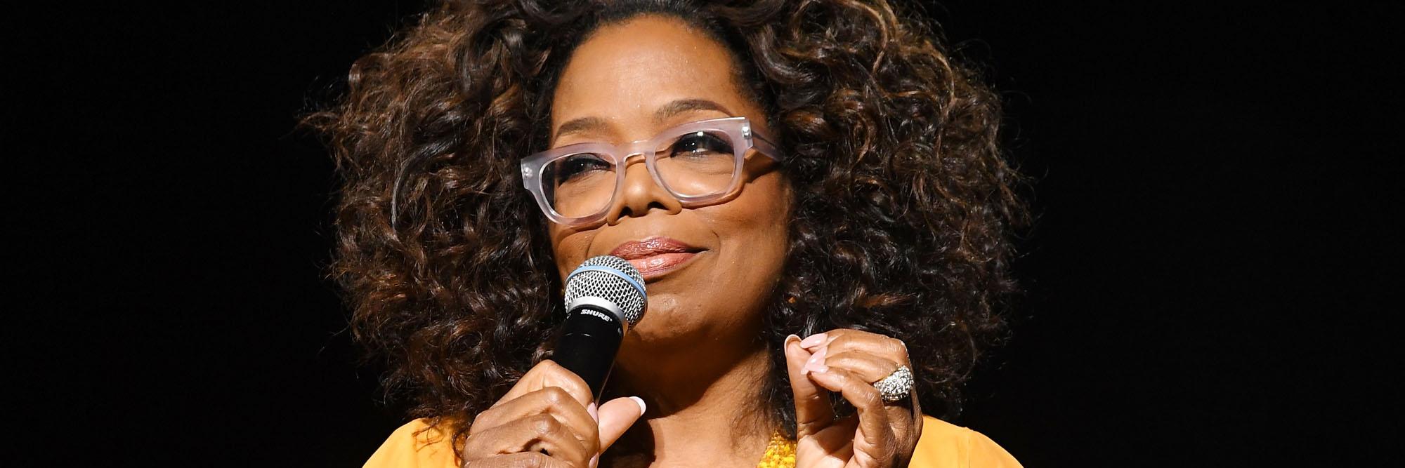 Oprah Donates $10 Million Towards COVID-19 Relief Efforts