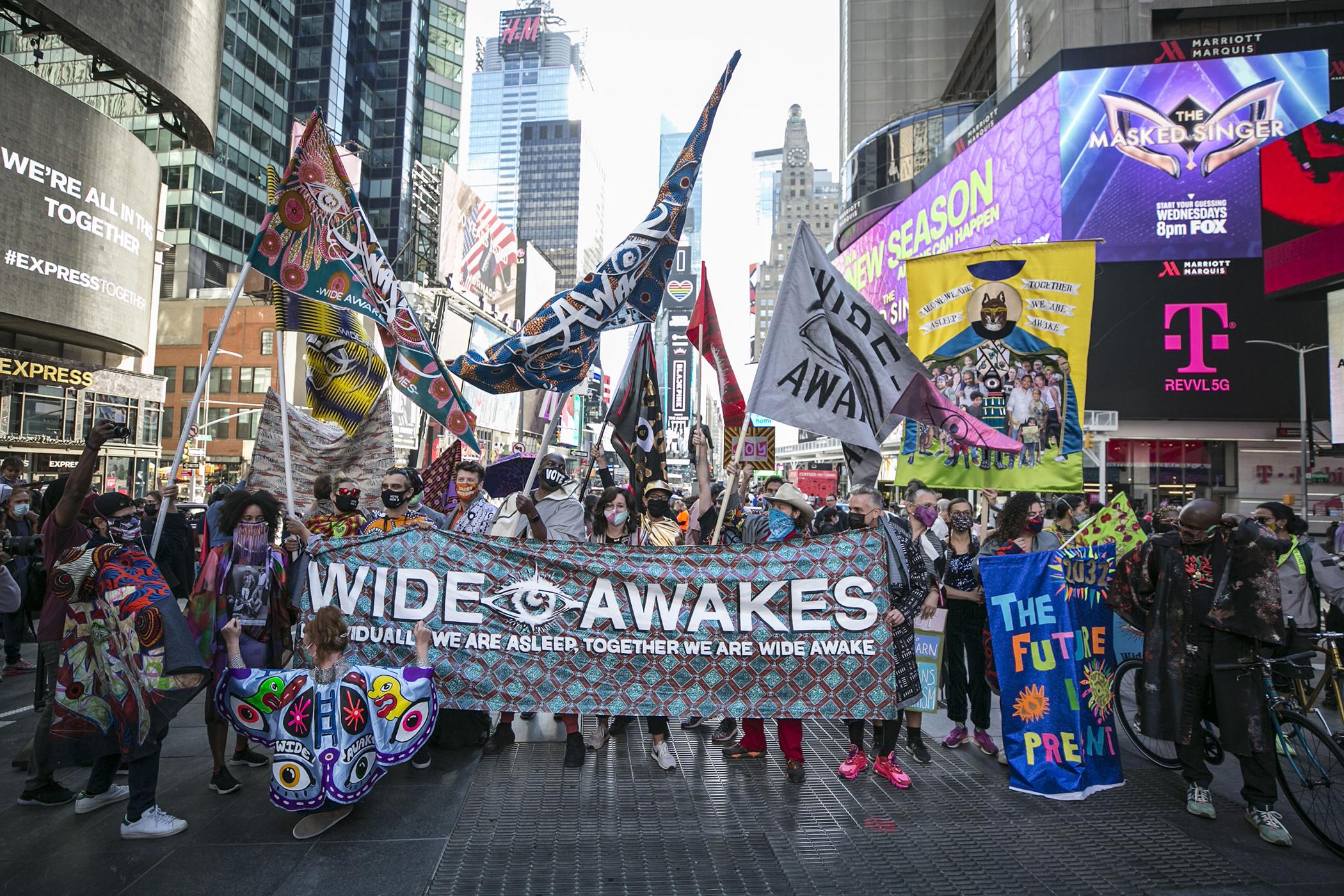 Wide Awakes 2020
