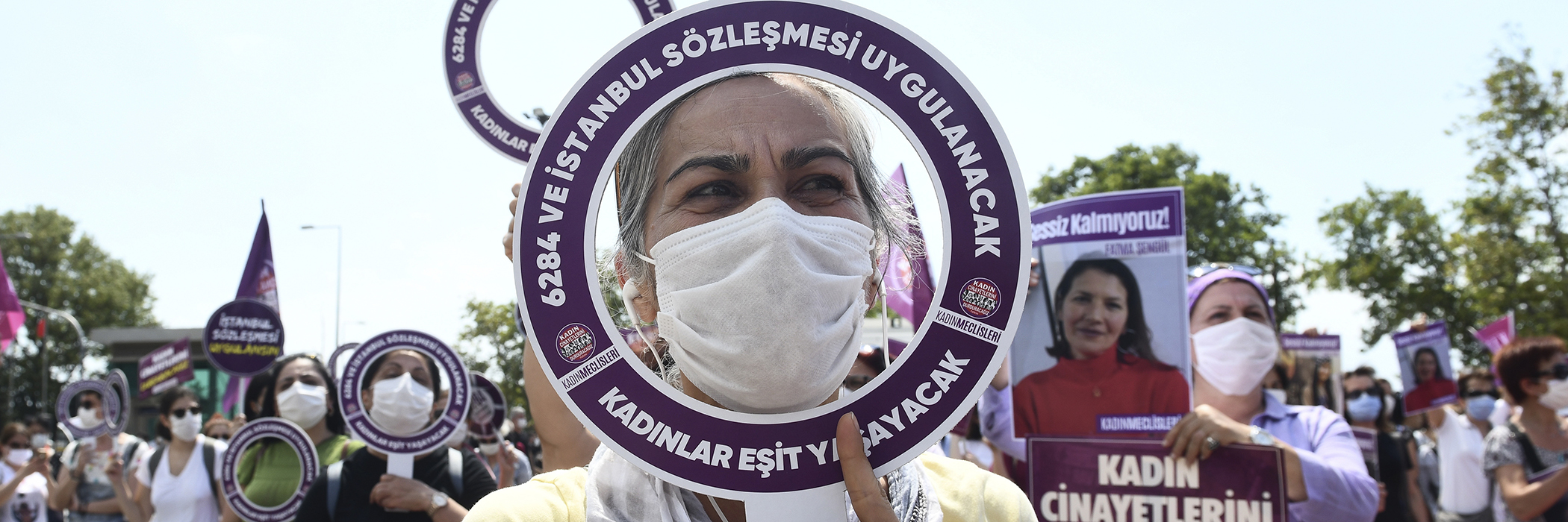 A Turkish Women's Rights Activist Explains the Importance of the 'Challenge Accepted' Campaign to Stop Femicide