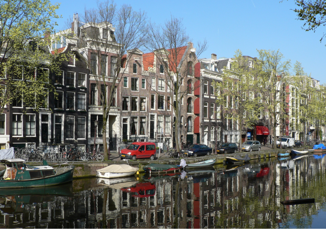 Amsterdam plans to ditch natural gas by 2050 starting now for Soggiorno amsterdam