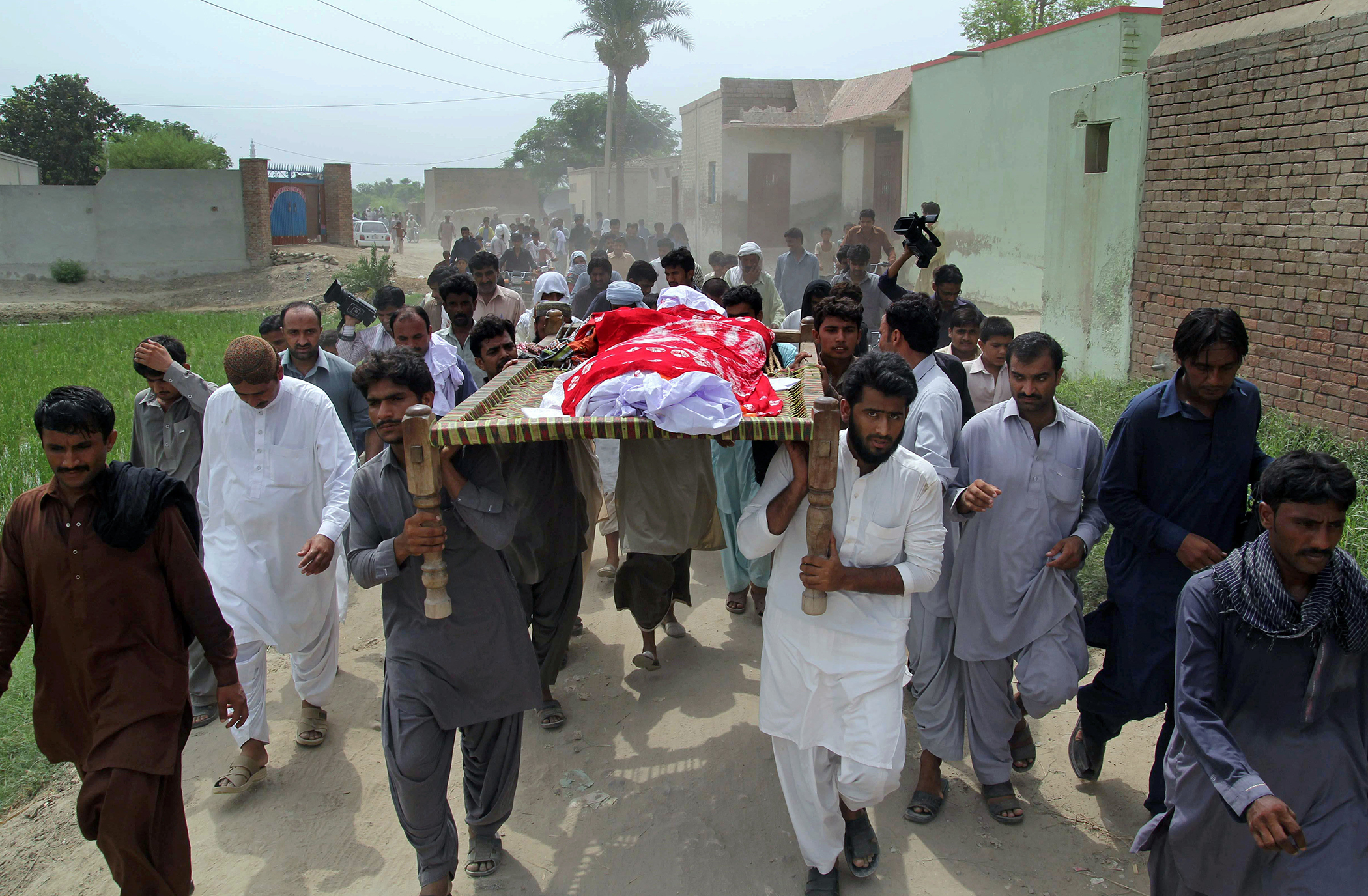 Qandeel Baloch.