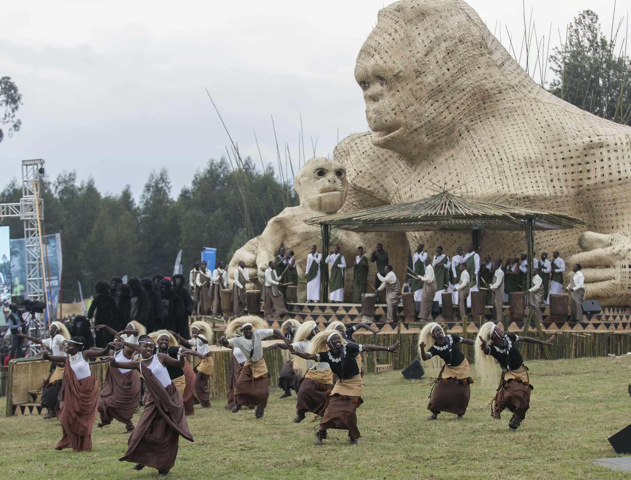 Kwita Izina: The Historically-Rooted Rwandan Ceremony That Helps Protect Mountain Gorillas