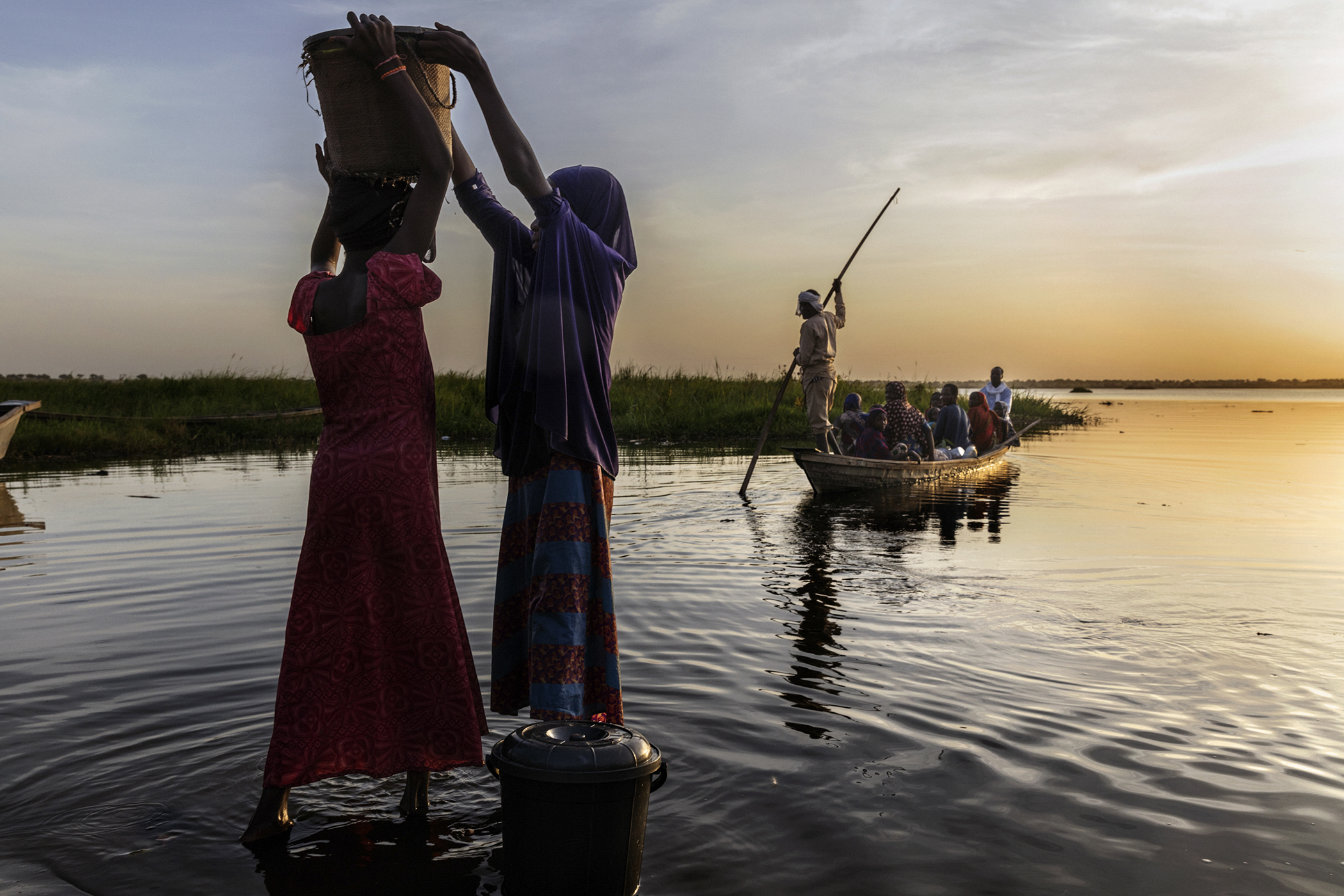 The Lake Chad Crisis