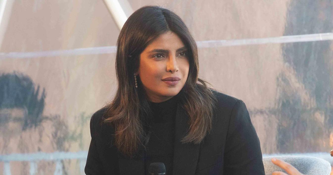 Priyanka Chopra Jonas at Atlantic Festival: Billionaires Can Help End Extreme Poverty