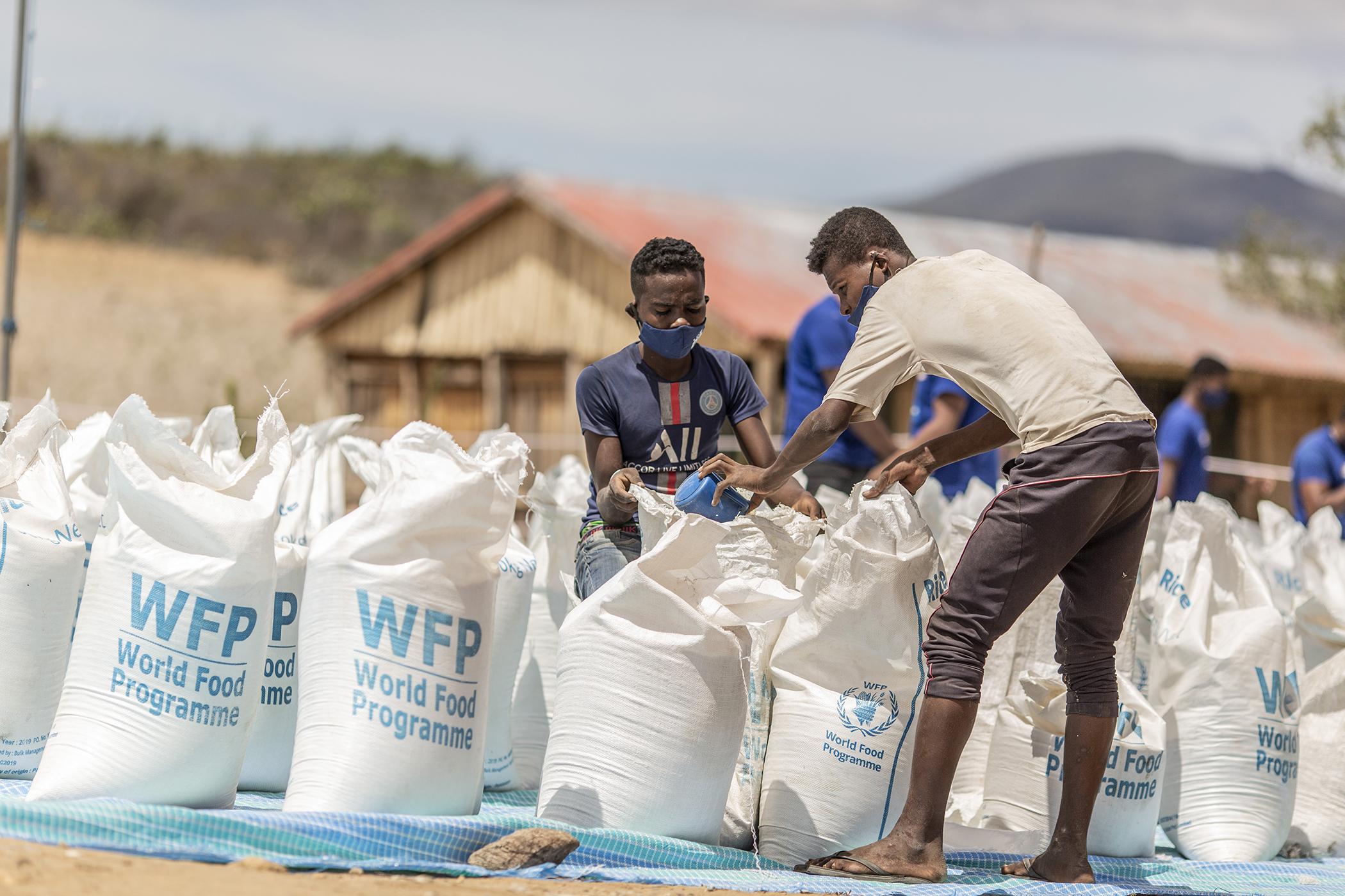 WFP in Madagascar