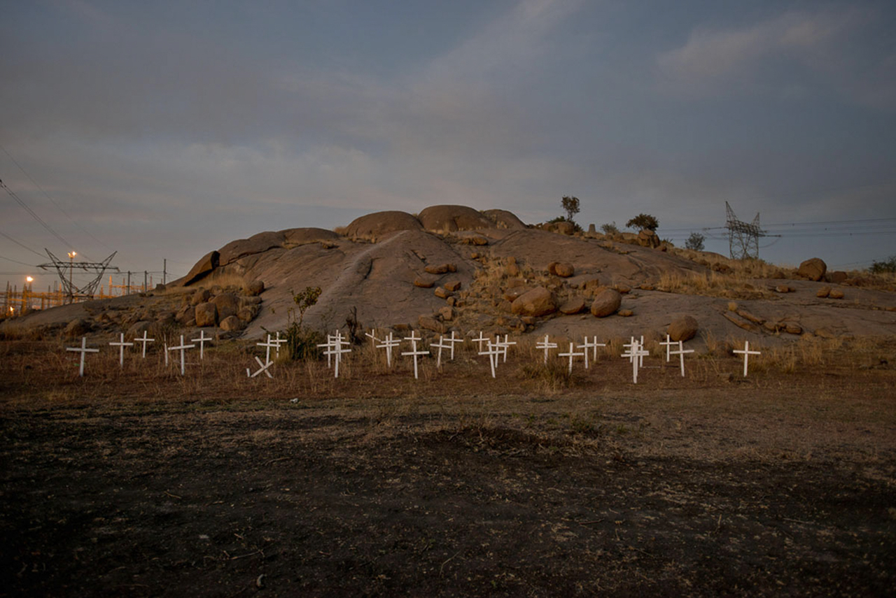 Marikana - The Aftermath, 2013 – on-going.