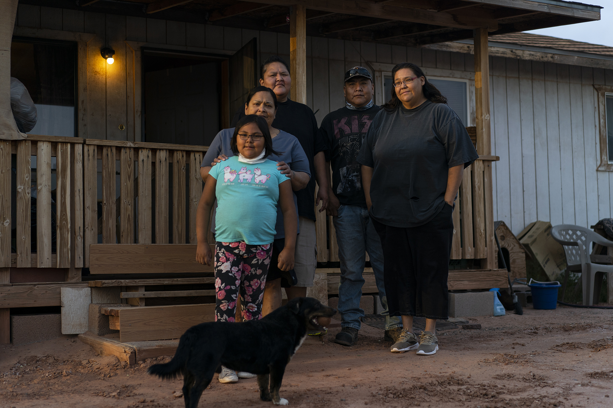 The Navajo Nation is facing one of the worst COVID-19 outbreaks in the US.