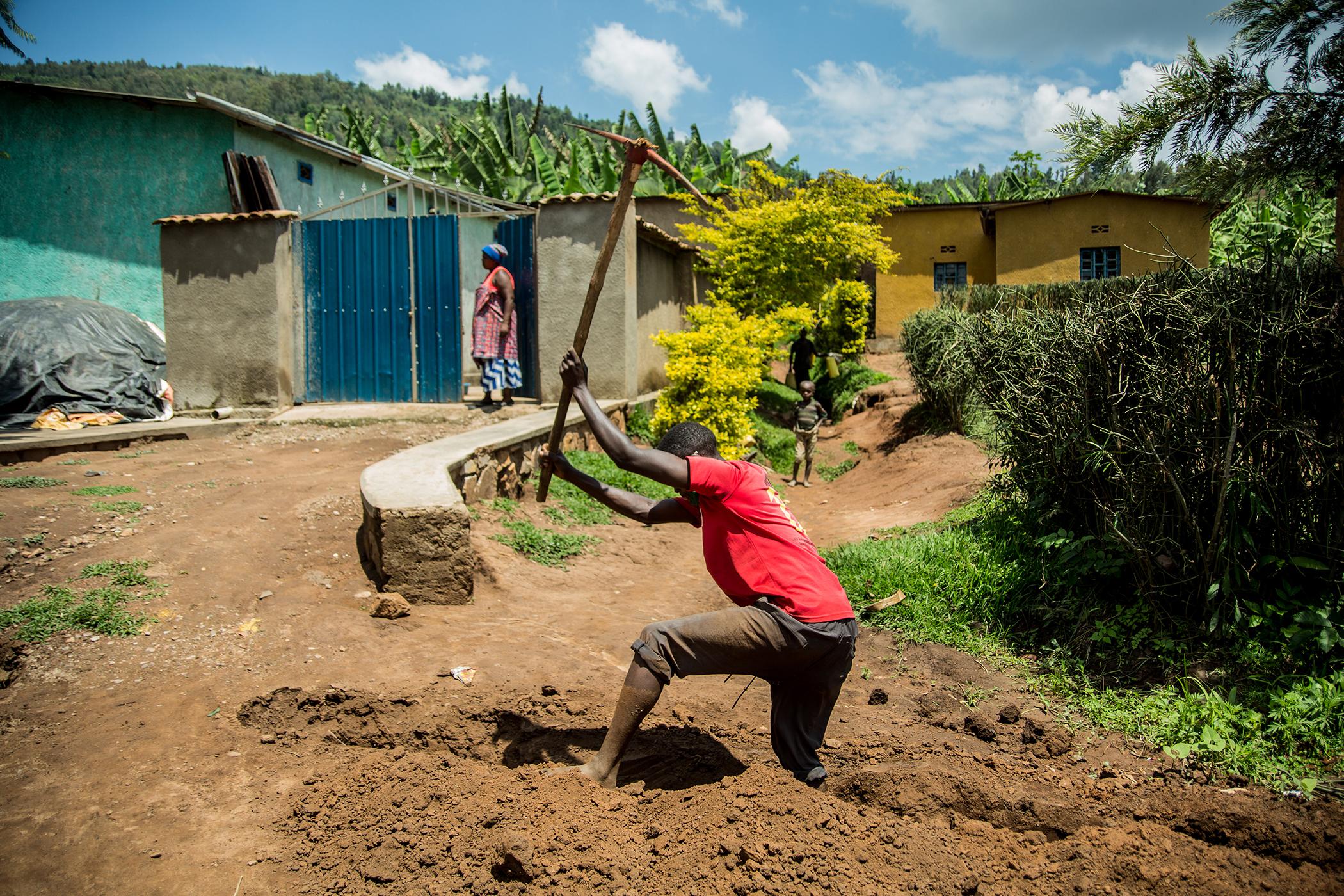 Water Access Rwanda