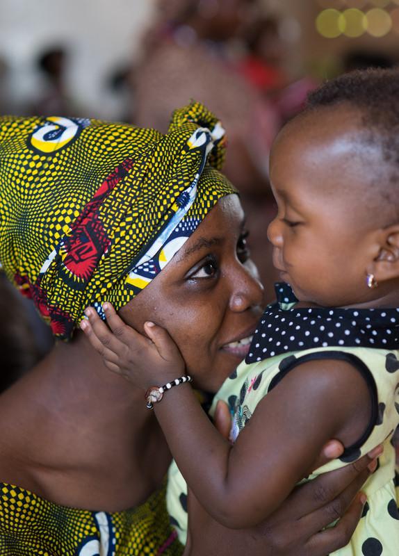 Einblicke in die Arbeit der Impfallianz Gavi, hier: Burkina Faso. Bild: GAVI/2017/Juliette Bastin
