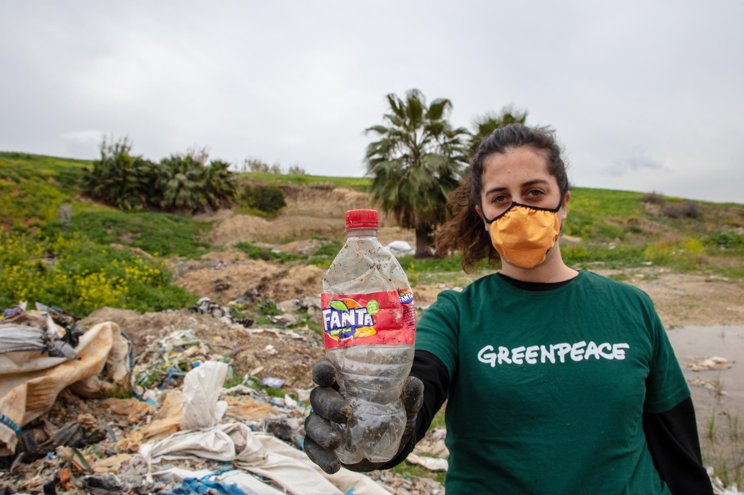 © Caner Ozkan / Greenpeace