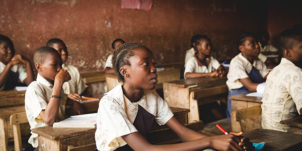 Education Inequality Starts Early >> Call On World Leaders To Support The Global Action Plan To Get Every