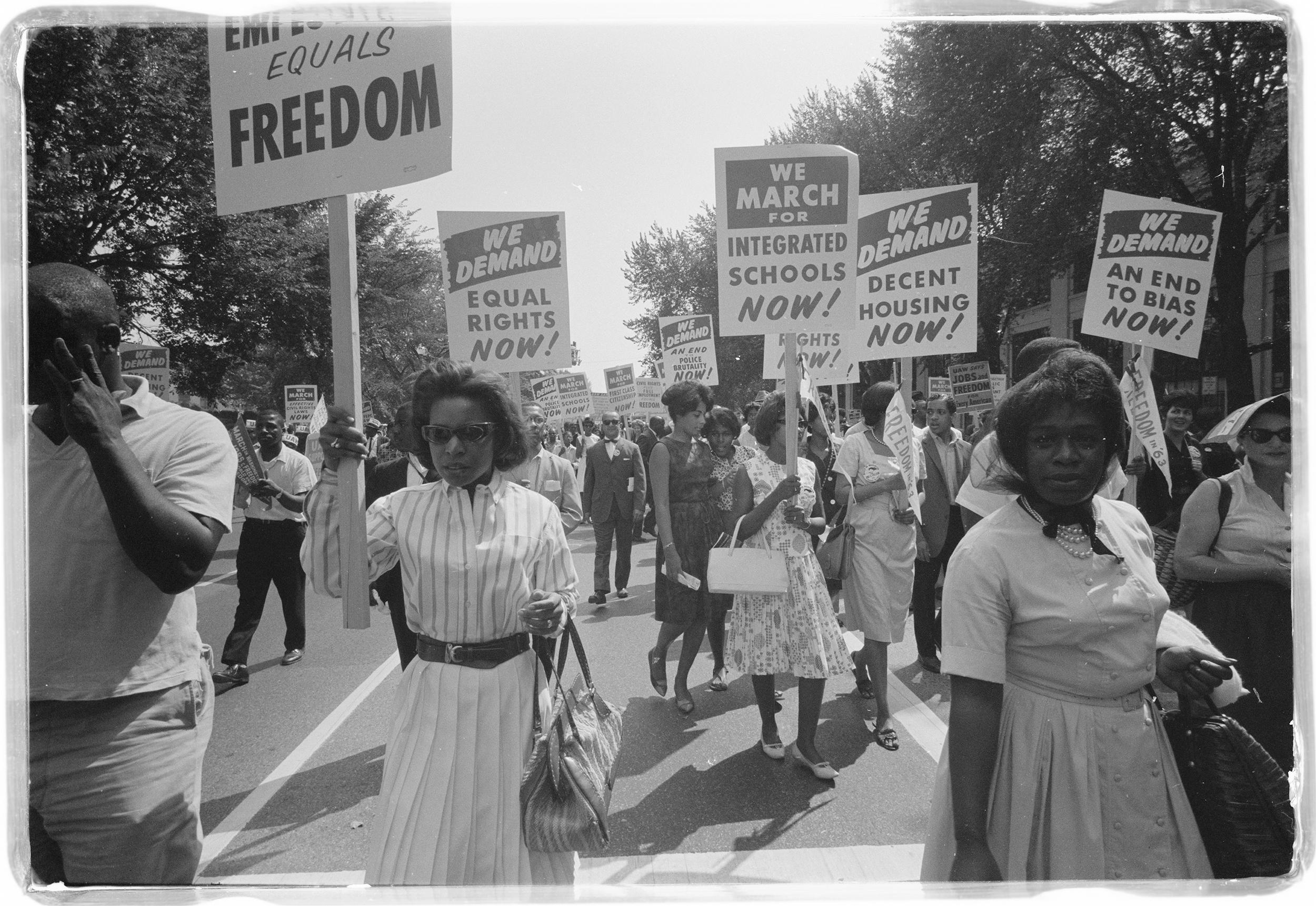 March on Washington, 1963