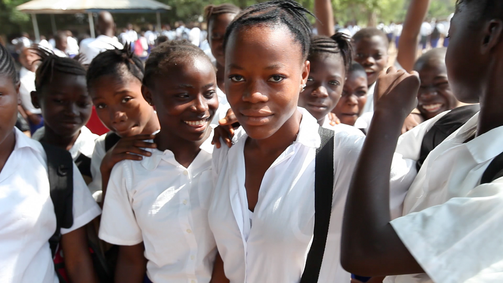 UK Government's Cuts to Aid Budget Put Girls' Education at Risk