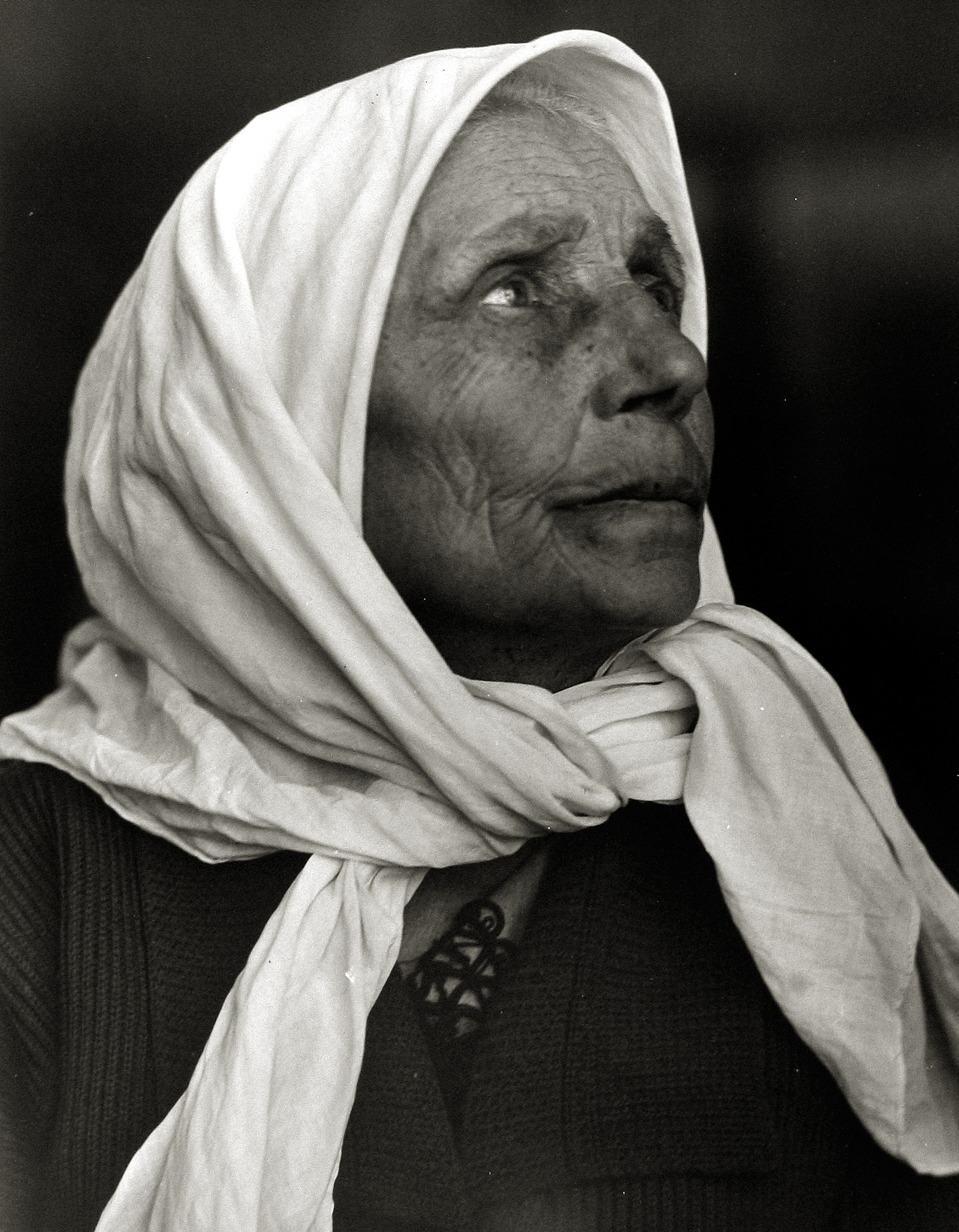 Jewish Grandmother, Ellis Island, 1926