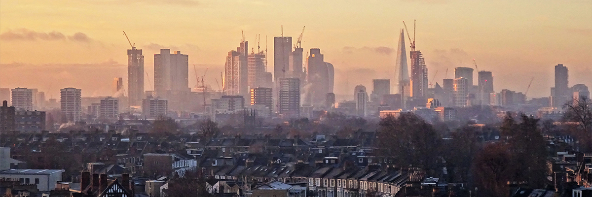 The UK Government Is Facing a Legal Challenge Over Air Pollution Due to Emerging Link to COVID-19