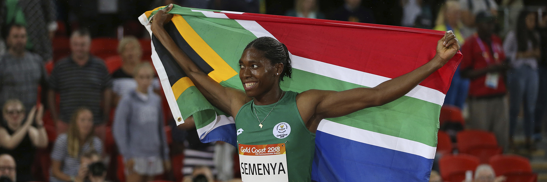 Caster Semenya Takes Fight 'for All Women' to European Court of Human Rights