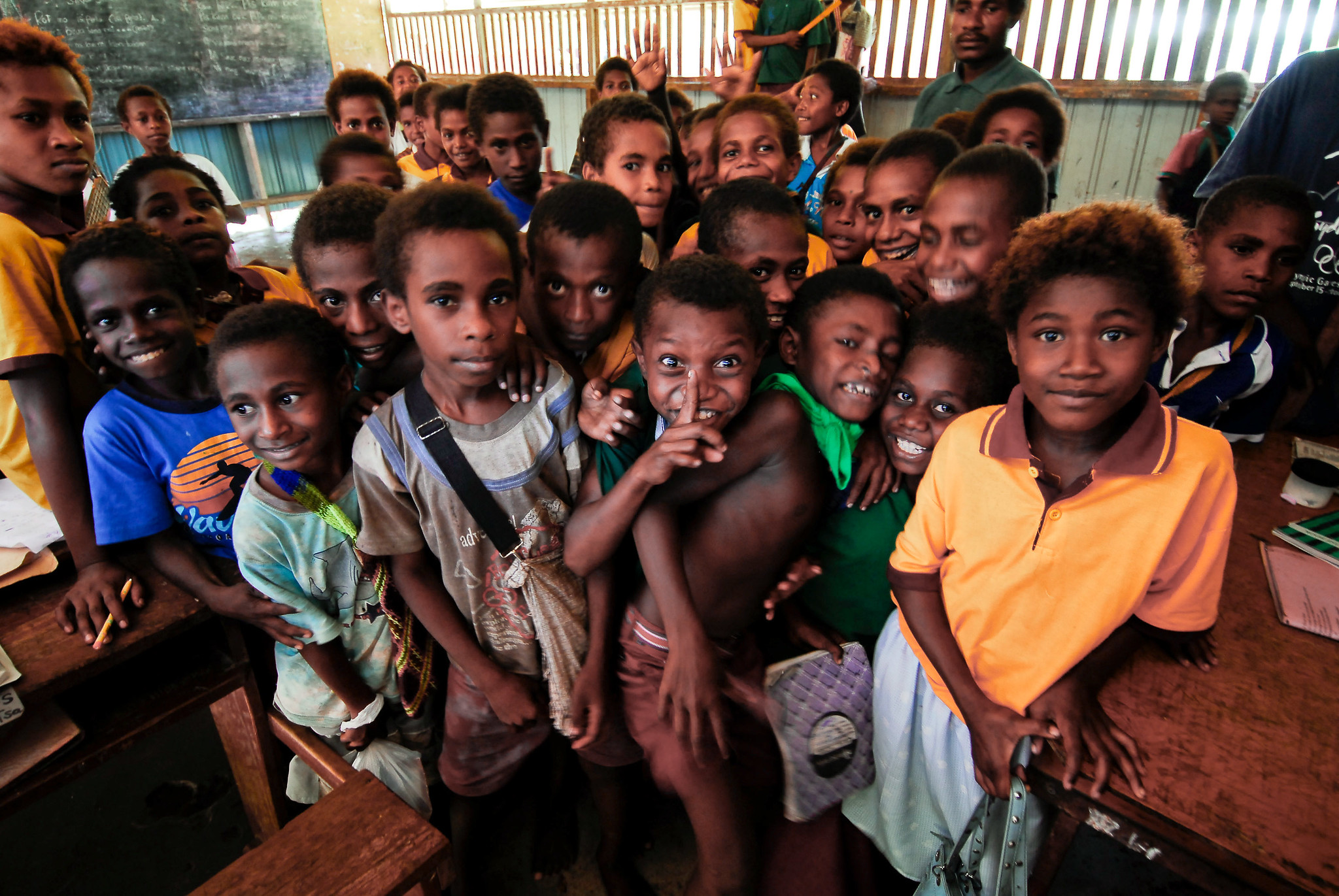Global Partnership for Education Pledges $20.5 Million to Help Pacific Kids Get Back to School