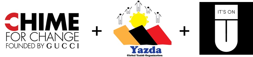 Yazda & It's On U + CHIME FOR CHANGE