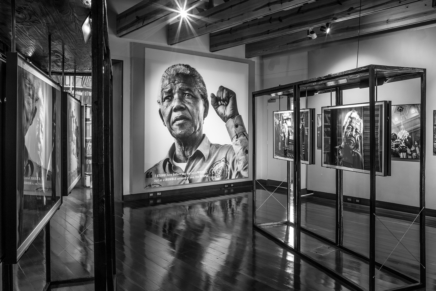 Nelson Mandela, The Centenary Exhibition