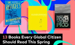 Article: 13 Books Every Global Citizen Should Read This Spring