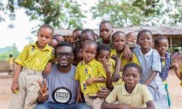 Merkmal: Daniel Anguah Aktivist Ghana