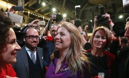 Article: Slovakia Just Elected Its First Female President — And She's an Environmental Activist