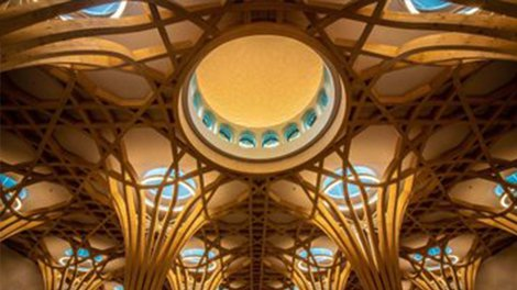 British City Welcomes Europe's First-Ever Eco-Mosque