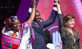 Article: World Leaders Recommit to Transform the World for Girls and Women by 2030 at Nairobi Summit
