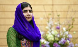 Article: Malala Wants Girls' Education To Be Prioritized in Afghanistan-Taliban Peace Talks