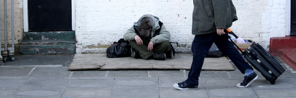 One Homeless Person in the UK Dies Every 19 Hours: Data