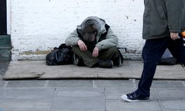 Article: England Will End Rough Sleeping by 2027, Vows Government