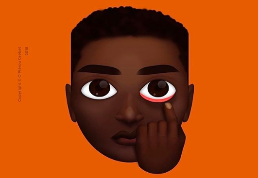 This Cote d'Ivoire Designer Made a Set Of Emoji That Shatter Stereotypes About Africa
