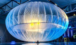 Artikel: Google wants to deliver Internet to the developing world—via balloon