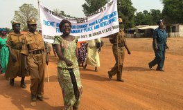 Article: Women Are Fighting Against Sexual Assault in South Sudan