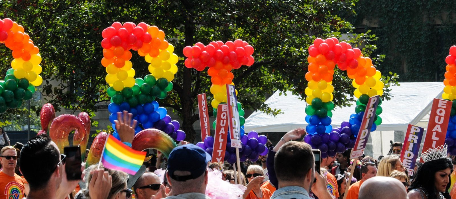 5 Ways to Celebrate LGBTQ+ Pride With a Purpose This Year