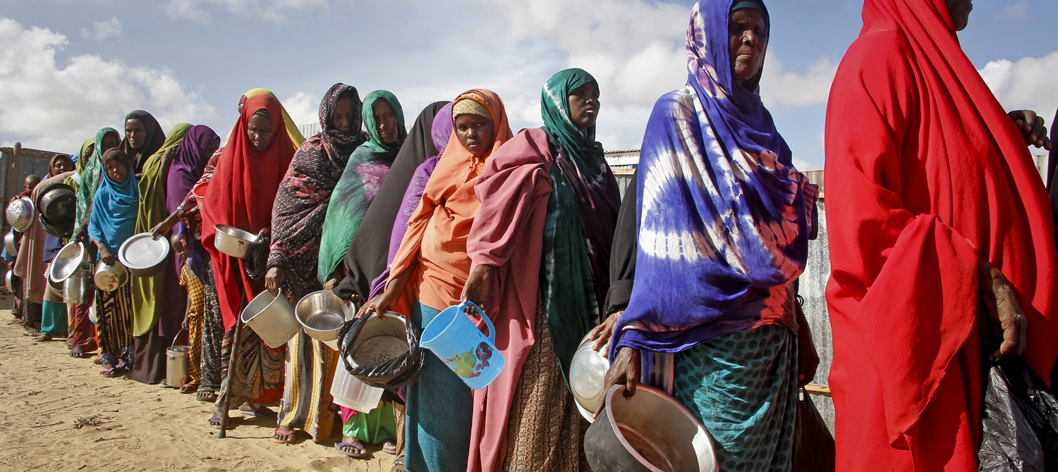 Climate Change Is Making Somalia's Crops Toxic
