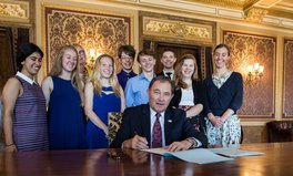 Article: Utah Just Passed Its First Climate Change Resolution — Thanks to a Group of Teens
