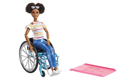 Article: Meet the First Black Barbie Who Uses a Wheelchair