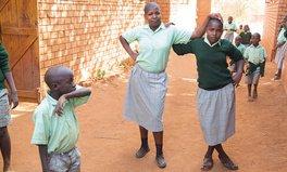Article: At Nyumbani, Children Get the Chance to Be Kids