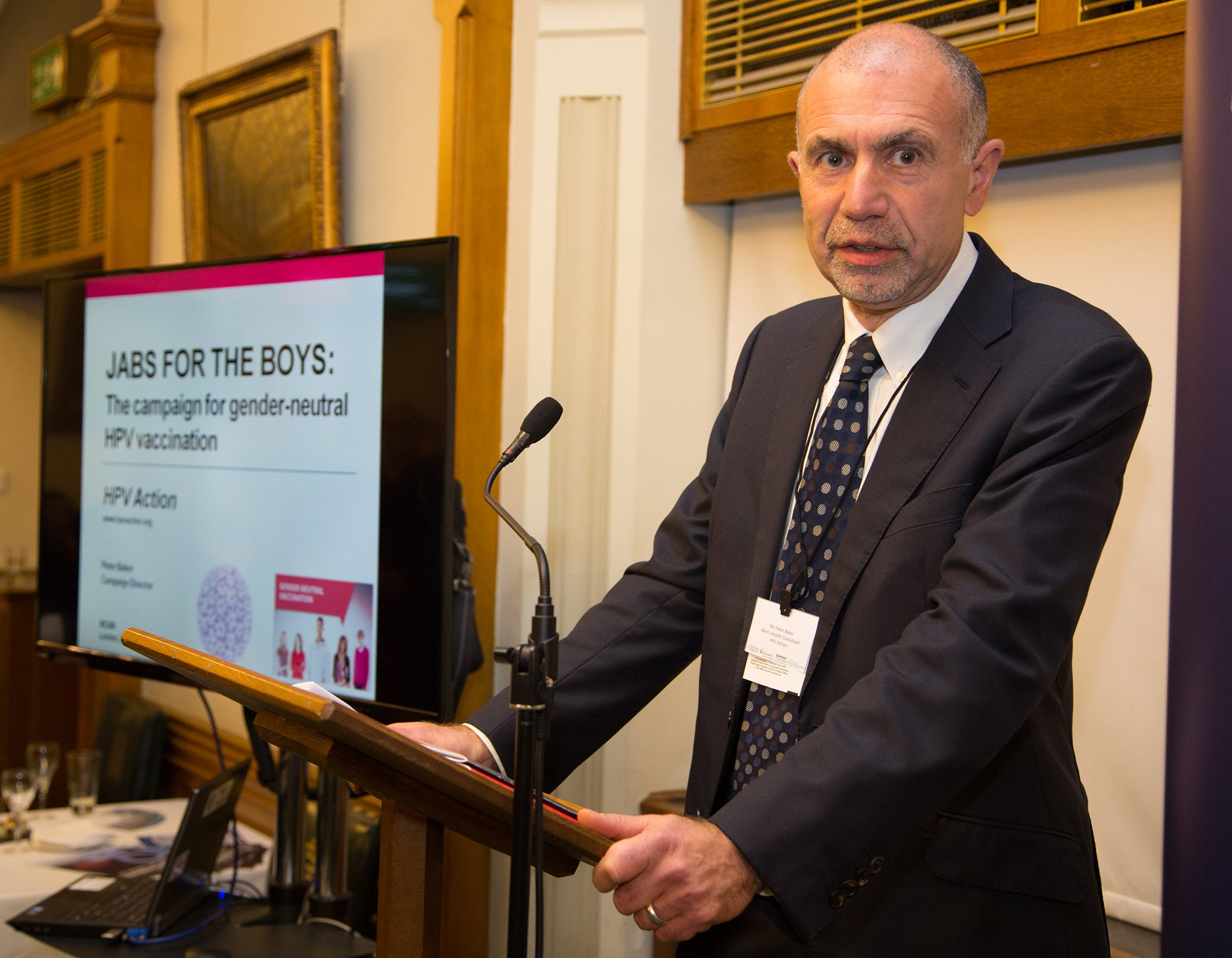 Peter Baker.House of Commons.HPV.jpg