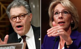 Article: Sen. Franken Offers Scathing Criticism of Betsy DeVos Confirmation