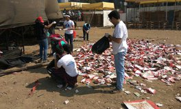 Article: How Global Citizens Went for Zero-Waste at the Global Citizen India Festival in Mumbai