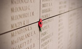 Artikel: As We Mark the Armistice Centenary, the UK Just Doubled Its Commitment to Achieving Peace