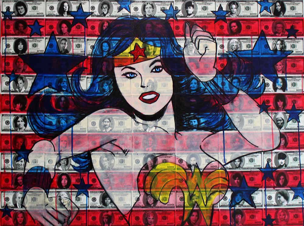 Cabell Molina %22Wonder Women%22 Inspired by Wonder Woman - The Untitled Space - SHE INSPIRES Exhibit - May 2017 LR.jpg
