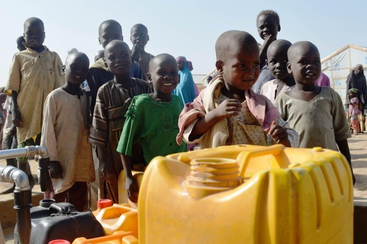 Nigeria sanitation crisis
