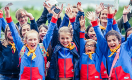 Article: Scotland's Girl Guides Join the Fight to End Period Poverty Once and for All