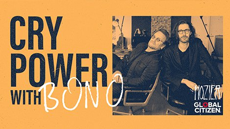 Cry Power Episode 2: Bono on HIV/AIDS