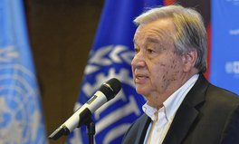 Article: UN Chief Calls for Global Ceasefire Amid Coronavirus Pandemic